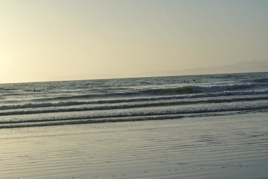 Beach Bungalow Inn and Suites : Morro Bay Surfing