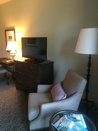 The Sewanee Inn: Queen double room