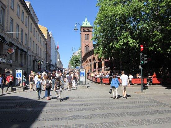 Oslo Fjord : Oslo