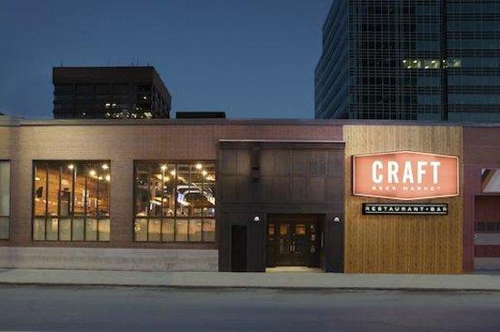 Craft Beer Market Photo
