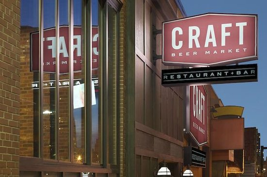 Craft Beer Market- Downtown Calgary Photo