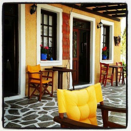 Vagia Hotel: Breakfast