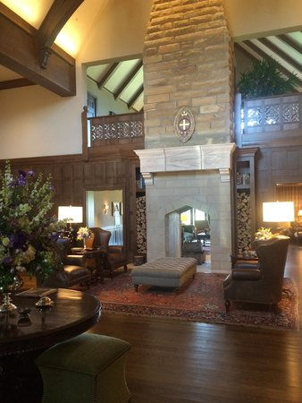The Sewanee Inn: Entry