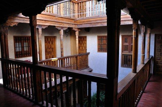 Santa Isabel la Real : l'etage
