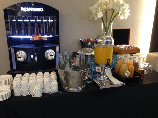 Vincci Seleccion Posada del Patio: Breakfast buffet