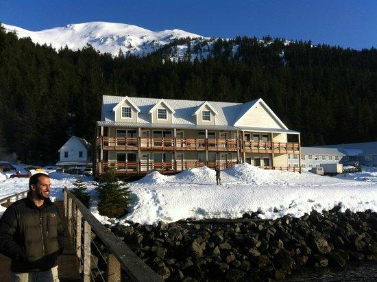 Orca Adventure Lodge: Orca Lodge