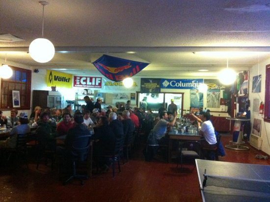 Orca Adventure Lodge: Dinning session
