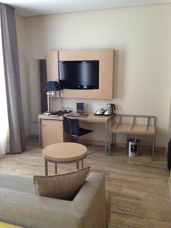 Vincci Seleccion Posada del Patio : Good size room standard double