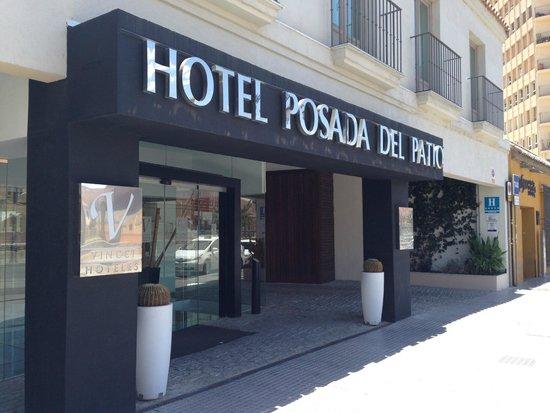 Vincci Seleccion Posada del Patio : Hotel entrance
