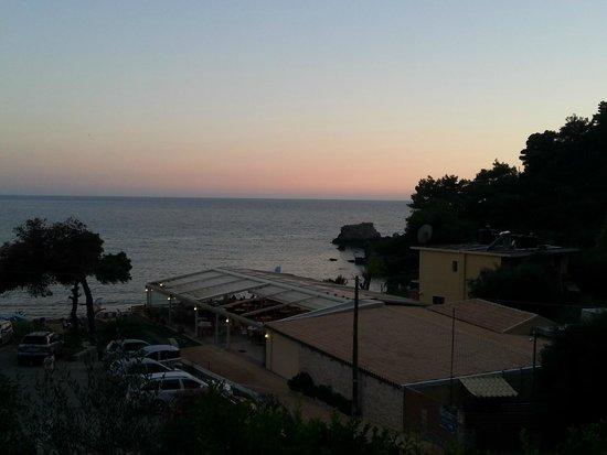 Glyfada Beach Hotel Corfu: Glyfada beach