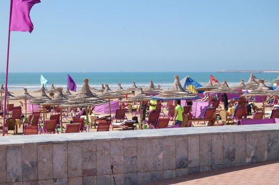 Marina D'agadir : La plage d' Agadir.......