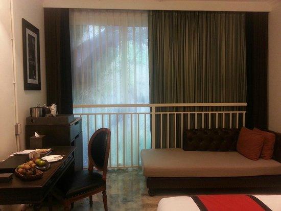 Novotel Pattaya Modus Beachfront Resort: Superior Resort View - No window