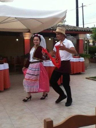 Zorbas: wedding dance