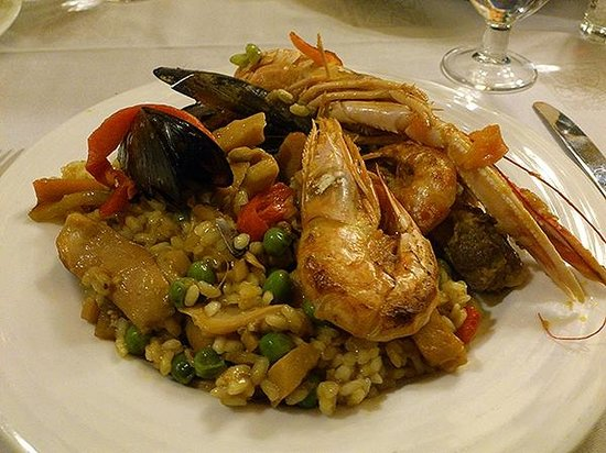 Can Culleretes : best ever paella