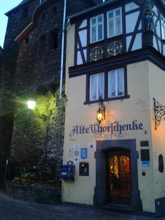 Alte Thorschenke : Street Entrance