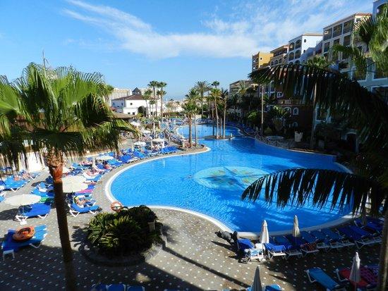 Bahia Principe Tenerife: room with a veiw