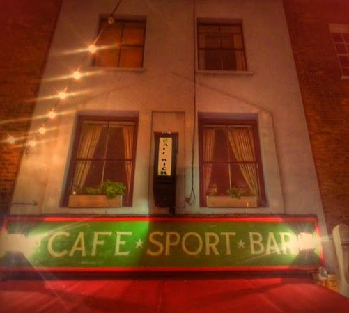 Photo of Bar Cafe Kick at 43 Exmouth Market, London EC1R 4QL, United Kingdom