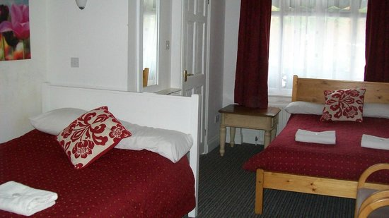 Hotel 261: Family Room