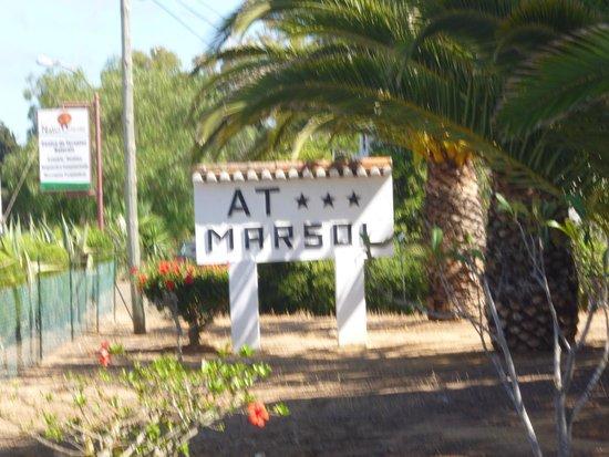 Apartamentos Turisticos Marsol: Entrance