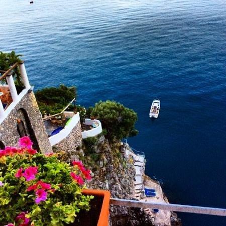 L'Eco dell'800: recorriendo a pie te encontras con un paisaje maravilloso