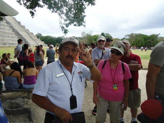 Chichén Itzá : Tour Guide
