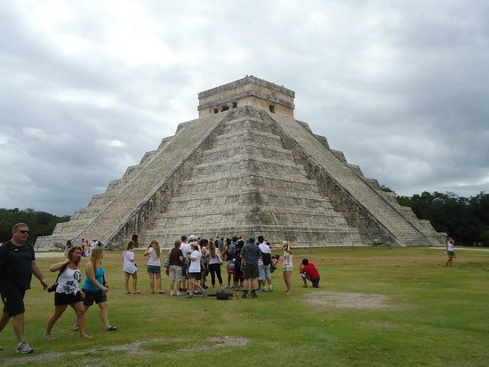 Chichén Itzá : Pyramid
