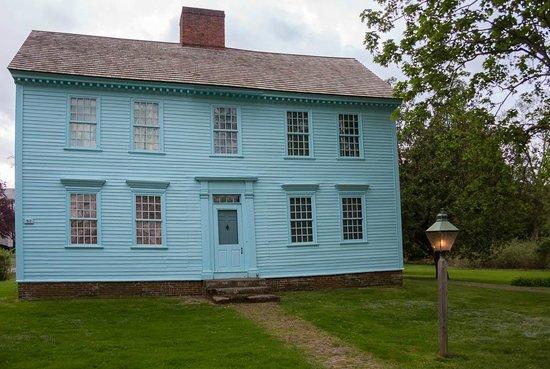 Historic Deerfield: Wells-Thorn House