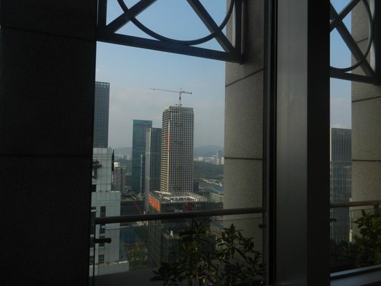 Marco Polo Shenzhen: Great Views of the City