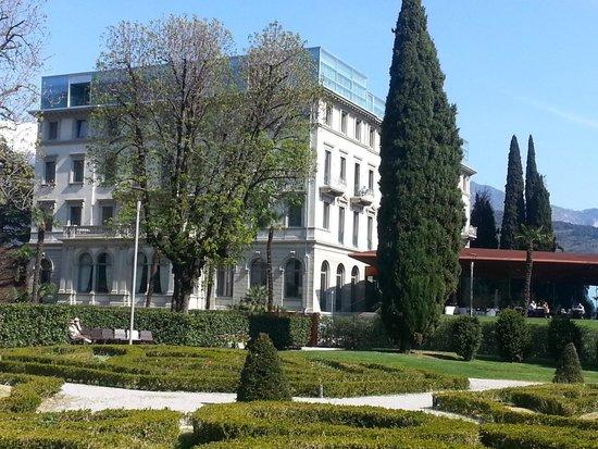 Lido Palace: L'hotel