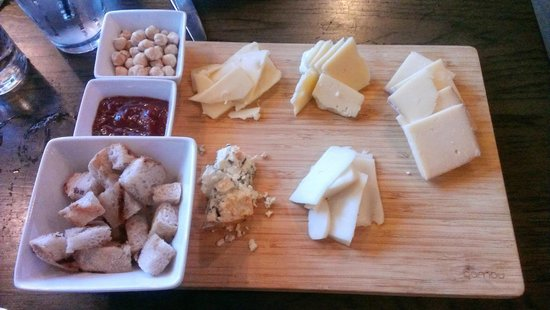 Father Fats: Cheese Plate