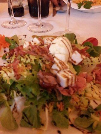 El Trull: salat m iskrem