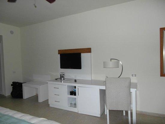 Ocean Blue & Sand: new renovated room