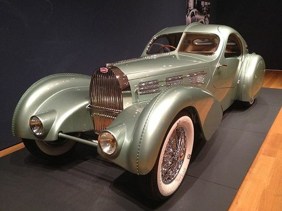 High Museum of Art : Bugatti