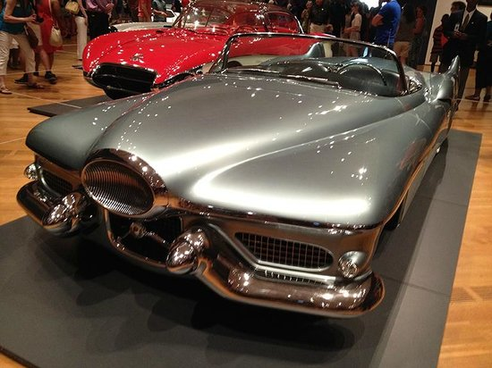 High Museum of Art : Buick