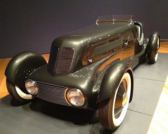 High Museum of Art: Edsel Ford Roadster