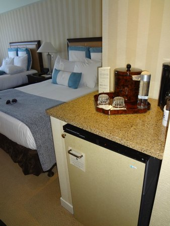 Hotel Nikko San Francisco: 2 queen room