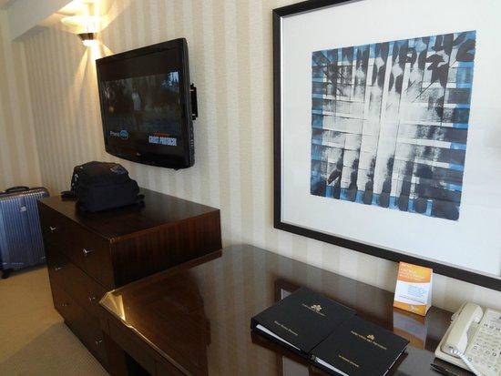 Hotel Nikko San Francisco: moveis