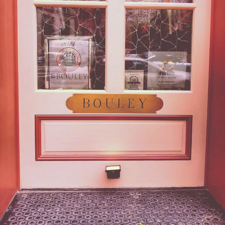 Bouley Restaurant: Door
