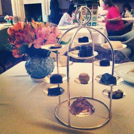 Bouley Restaurant: Chocolates