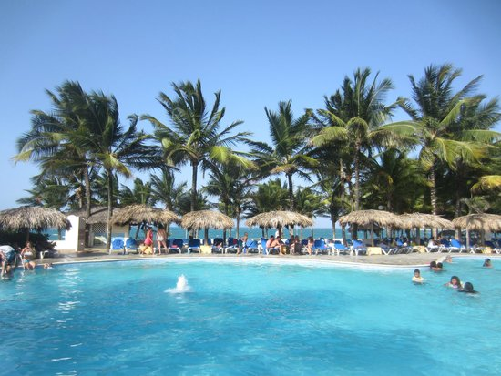 Viva Wyndham Tangerine: piscina