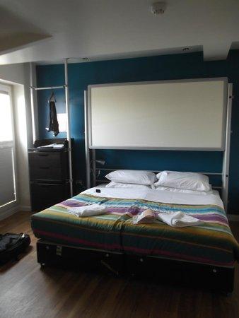 NosDa Hostel & Bar: Private room