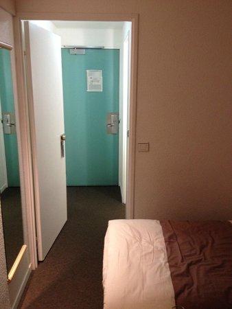 Ibis Paris Alesia Montparnasse 14eme: Koridor
