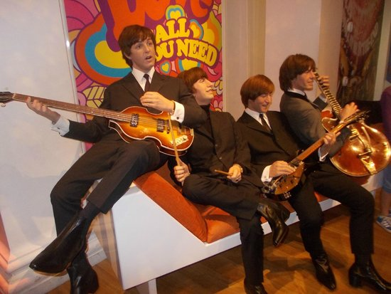 Madame Tussauds London: il famoso gruppo londinese