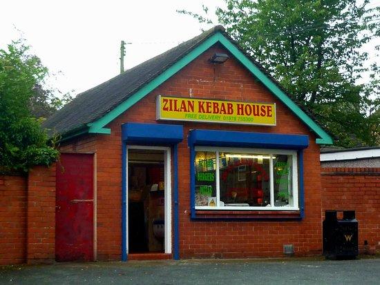Zilan Kebab House, Gwersyllt