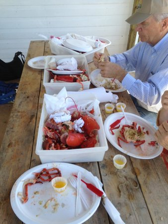 Ryer Lobsters: No frills approach to fresh lobster