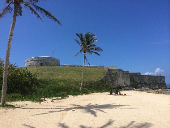 Fort St. Catherine: Fort Saint Catherine