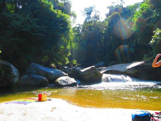 Toboga Falls: 8