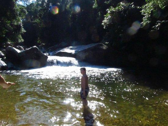 Toboga Falls: 2