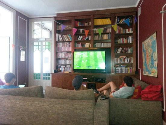 Home Lisbon Hostel: Chill Room
