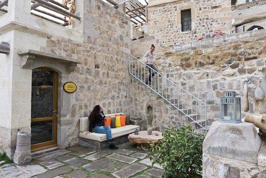 Argos in Cappadocia: Here's the front office